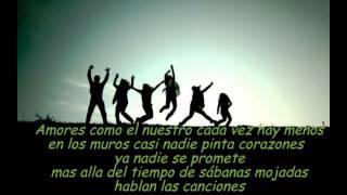 Canto Para Bailar Amores Como El NuestroLetra HD