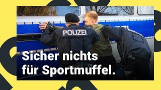 Polizist /-in bei der Polizei Berlin | Ausbildung in 360°| Dein erster Tag