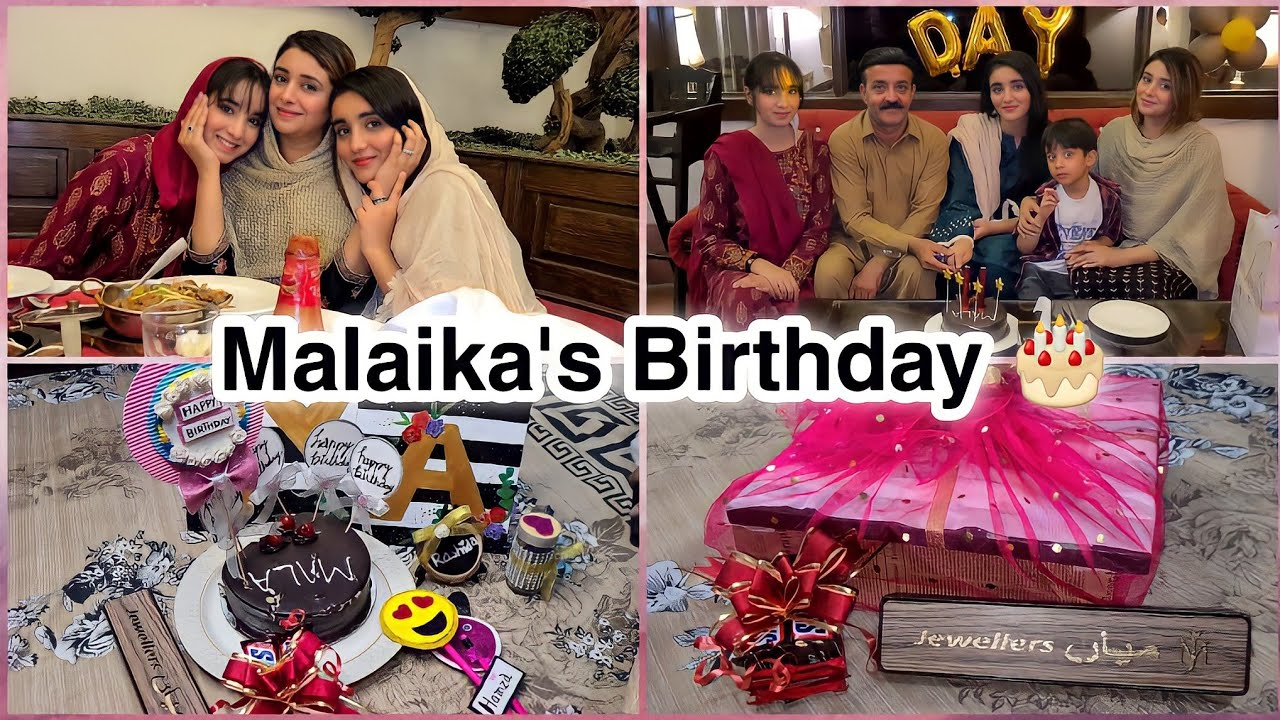 Download Malaika's 17th Birthday Celebration 🎊    Cute Gifts Unboxing 🤩