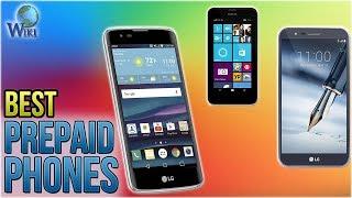 Prepaid Phones - 10 Best Prepaid Phones 2018