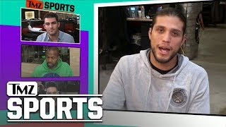 UFC's Brian Ortega Gunning for Khabib, You're On My 'Bucket List'