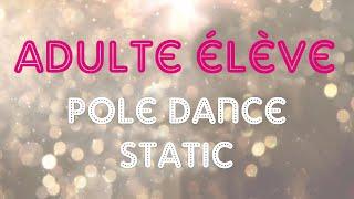 Adulte Élève • Pole Dance Static • Aerial Combo Challenge • Printemps 2021