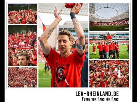 34. Spieltag 2017/2018 - Bayer 04 Leverkusen – Hannover 96 (3:2)