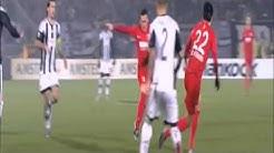 Partizan Belgrade vs Augsburg 1 3 Highlights & Goals 2015 16 Europa League