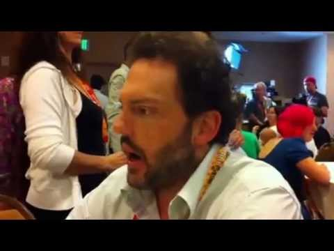 Chatting with Grimm star Silas Weir Mitchell who plays Monroe