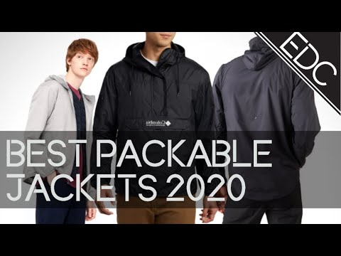 Best Packable Rain Jackets In 2020