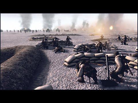 GERMAN SUPPLY CONVOY DEFENSE - RobZ Realism Mod Gameplay