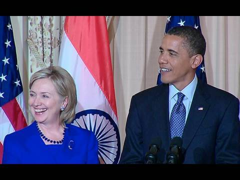 U.S.-India Strategic Dialogue