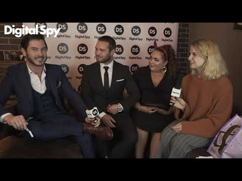 Stars Of Eastenders Play Digital Spy's 'Trick Or Treat' And Test Their Soap Knowledge