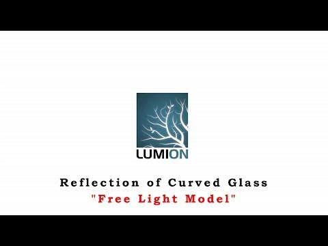 Lumion Tips And Tricks Reflection Of Curved Glass