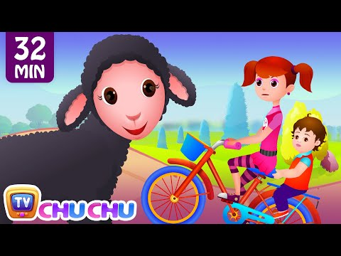 Thumbnail: Little Bo Peep Has Lost Her Sheep and Many More Videos | Popular Nursery Rhymes By ChuChu TV