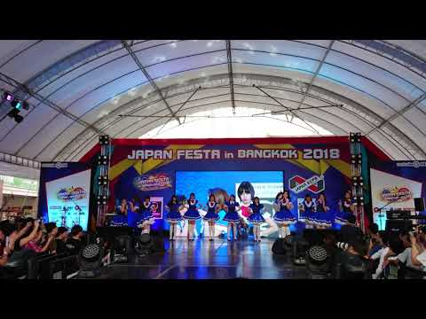 "SWEAT16! - ""มุ้งมิ้ง"" (Love Attention)@JAPAN EXPO THAILAND 2018"