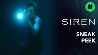 Siren Season 3, Episode 8 | Sneak Peek: Ben Gets Ready To Fight Underwater | Freeform