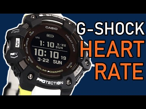 G-SHOCK HEART RATE MONITOR GBD-H1000 Series // What you need to know before you buy!!