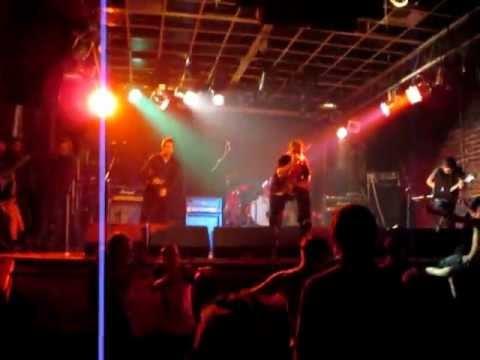 Взрыв кабачка в коляске с поносом - Live in XO, 21.12.11