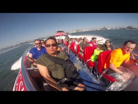Patriot Jet Boat Ride, San Diego