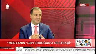 GEZİCİ'DEN KORKUTUCU SEÇİM UYARISI / AYŞENUR ARSLAN İLE MEDYA MAHALLESİ / 1. BÖLÜM - 17.10.2018