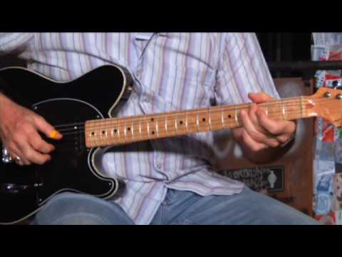 Jerry Donahue: Around the Bend #2 Guitar Lesson