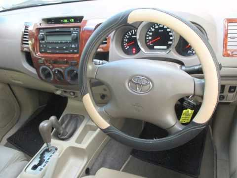 2008 TOYOTA FORTUNER V6 4 0 4X4 AUTO Auto For Sale On Auto Trader South  Africa