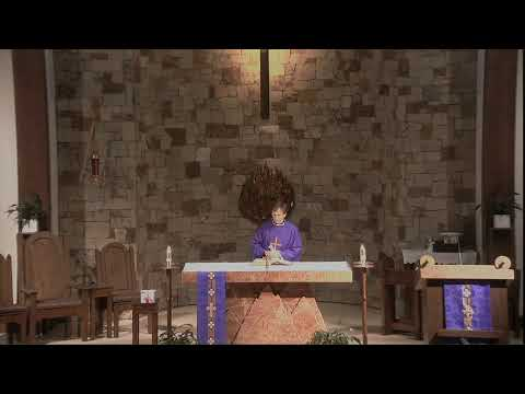 Daily Mass From Holy Name 3.27.2020