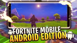 Download fortnite from play store