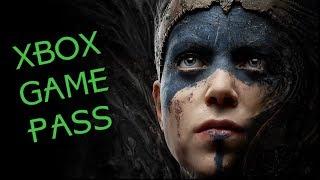 XBOX GAME PASS. ¡HELLBLADE YA DISPONIBLE! Todo el catálogo (16 de diciembre de 2018).