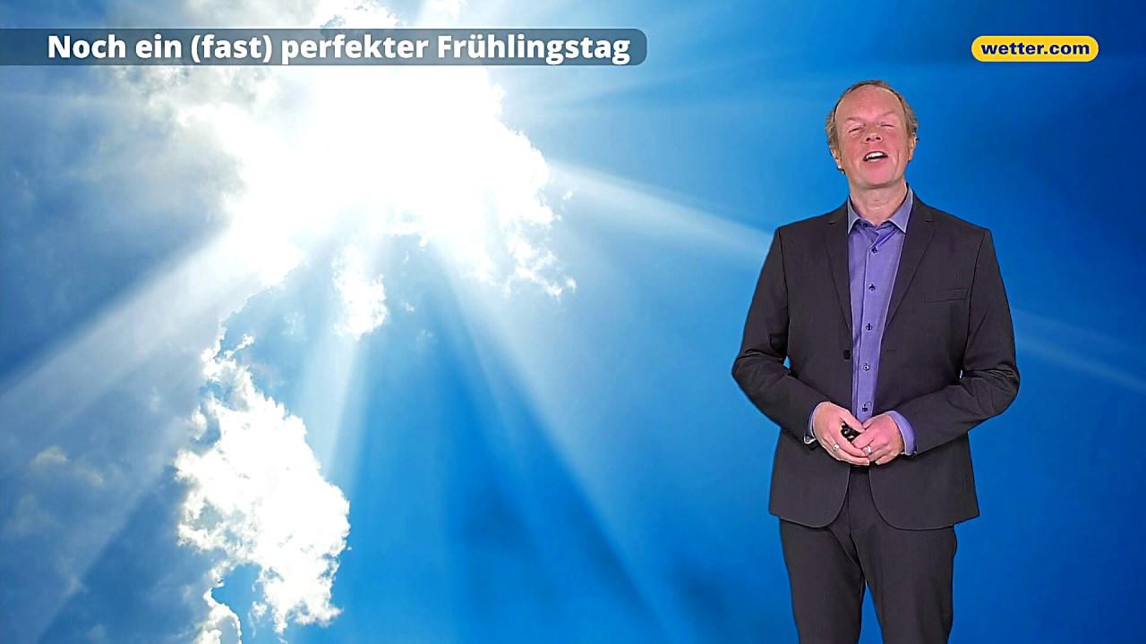 Wetter Heute Die Aktuelle Vorhersage 18022019 Youtube