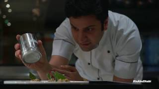 Extraordinary Chef Kunal Kapur in Abu Dhabi | Namak by Kunal Kapur