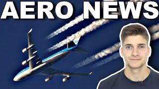 FLUGZEUGE & UMWELT! Klimaverträglich Fliegen! AeroNews