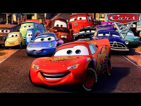 Cars 2 Walkthrough #5 HD - 동영상