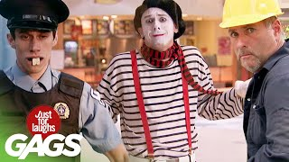 Best of Being in Costume Vol. 4 | Just For Laughs Compilation