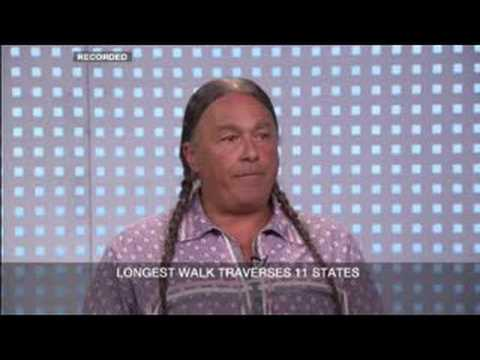 Riz Khan - Native American Rights - 10 July 08 - Part 1