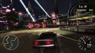 Need For Speed Underground 2 [Career Mode]- PART 2