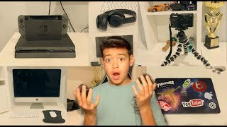INSANE 13 YEAR OLDS TECHNOLOGY COLLECTION!!! thumbnail