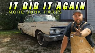 FORGOTTEN 1963 Buick LeSabre -  WILL IT DRIVE 100 Miles Home? (P2)