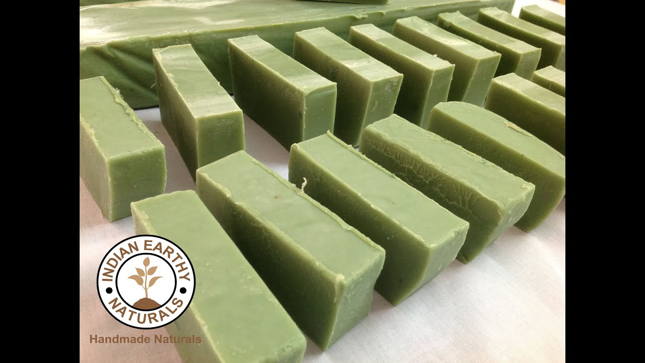 Handmade Natural Soap Indian Earthy Naturals Youtube