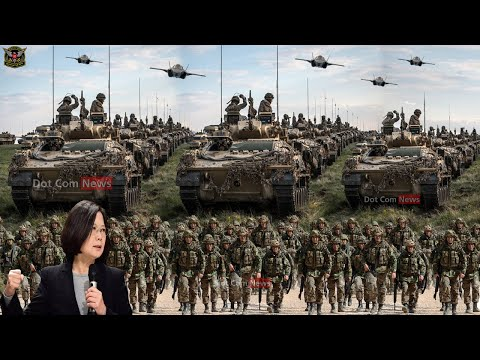 China Invades Taiwan (sept 30 2020): US Deploys 50,000 Military Troop And 100 Tank To Taiwan Strait