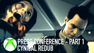 The Cynical Redub - Xbox One E3 Conference 2013 - Part 1