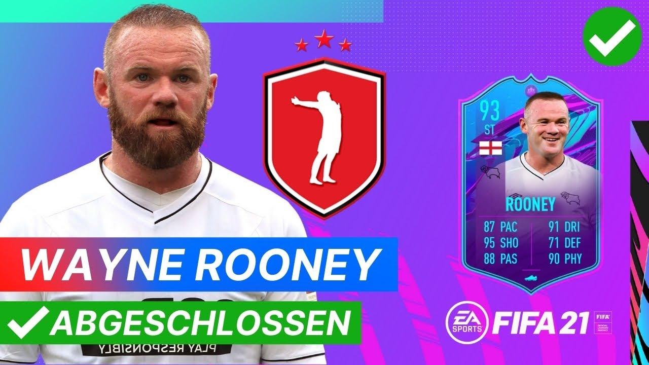 End Of An Era Wayne Rooney 93 Gunstige Sbc Losung Ohne Loyalitat Fifa 21 Ultimate Team Youtube