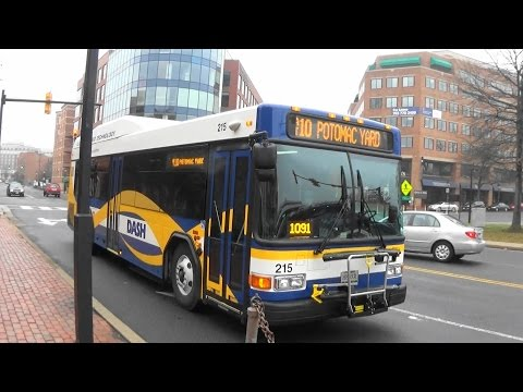 Alexandria, Virginia  Dash Bus