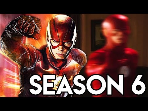 ORIGINAL Timeline Flash In Crisis! Red Death & Deleted Scenes - The Flash Season 6 Theories & Teaser
