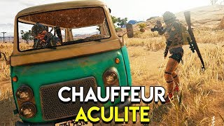 CHAUFFEUR ACULITE - PlayerUnknown's Battlegrounds (PUBG)