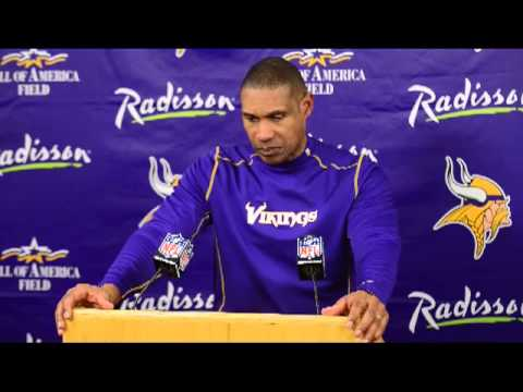 Leslie Frazier after loss to Packers: We played hard, but came up short