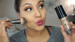 Full Review: MUFE HD  Foundation