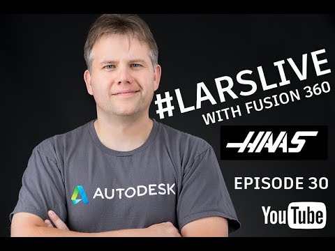 Fusion 360 — How To Use The Pattern Function —Your Comments & Questions — #LarsLive 30