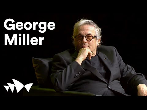 George Miller In Conversation | Mad Max Fury Road | GRAPHIC, Sydney Opera House