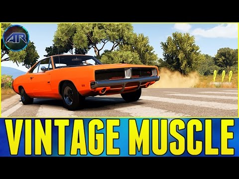 Let S Play Forza Horizon Classic Muscle Madness Part