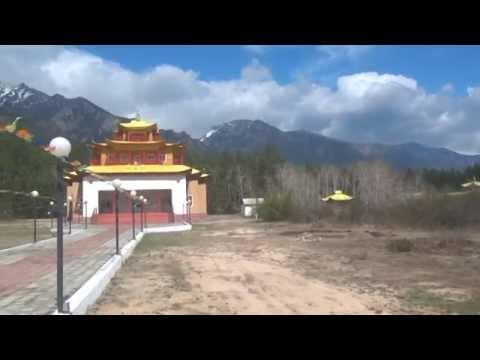 На родине матери Чингисхана. Часть 3. Долина легенд.