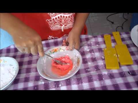 สื่อการสอนการทำขนมรวมมิตรน้ำกะทิสด [KBS]