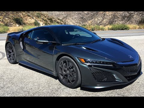 2018 Acura NSX - (Street) One Take